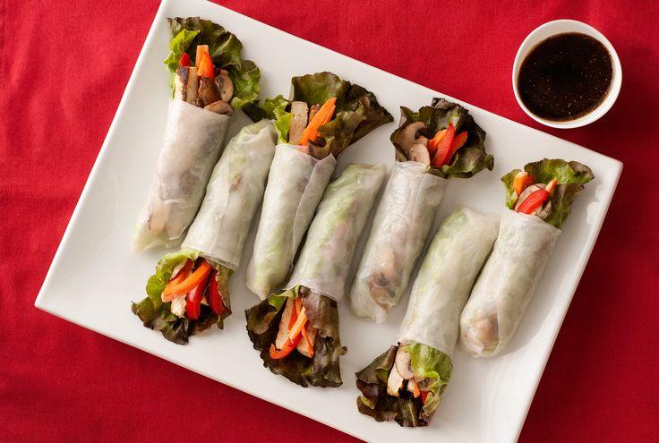 ... Free, Winter Spring, Gluten Free, Spring Rolls, Vegetarian Recipes