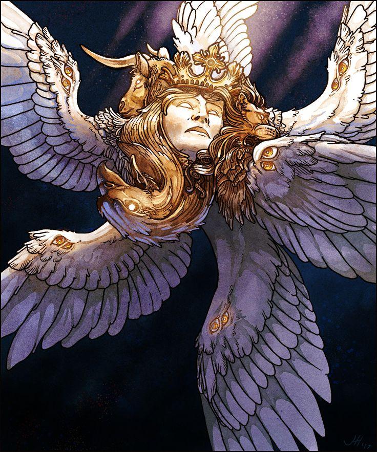 она ангелы картинки и описание формы древнерусского зодчества