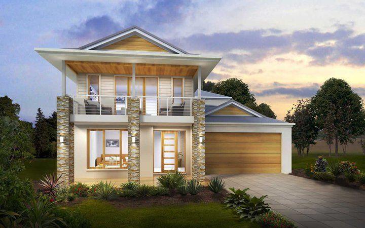 Metricon home designs the alto plantation facade visit for New home designs qld