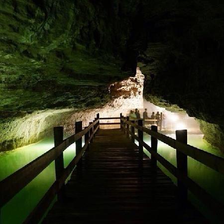 Fantasy World Caverns- Lake of the Ozarks Missouri