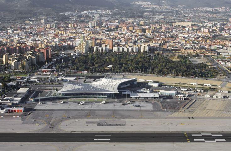 Gibraltar Airport / bblur architecture + 3DReid