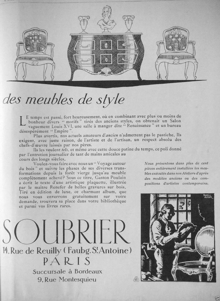 Les 34 meilleures images du tableau art dessin drawing sur pinterest dessiner dessins et - Meubles faubourg saint antoine ...