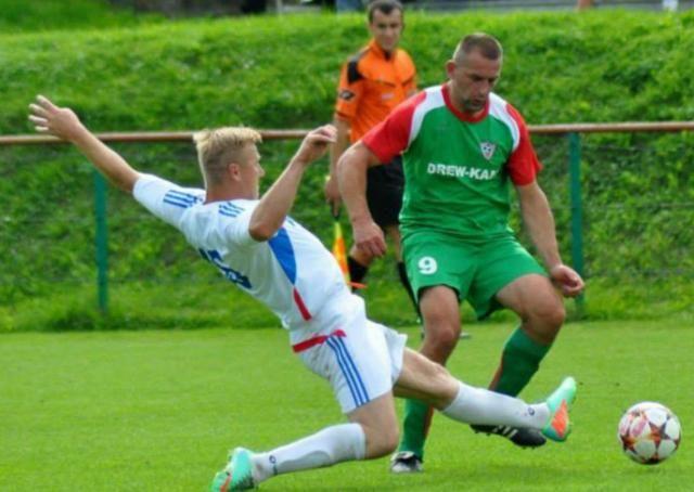Wisłoka Dębica rozegrała kolejny mecz sparingowy. Tym razem uległa Cosmosowi Nowotaniec 1-2.