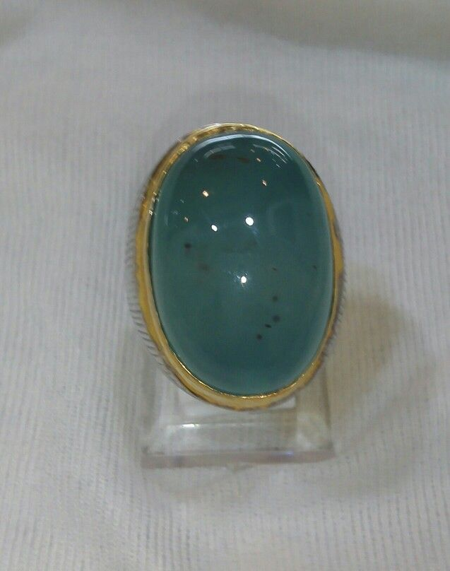 Gem sillica chrysocolla chalcedony from arizona
