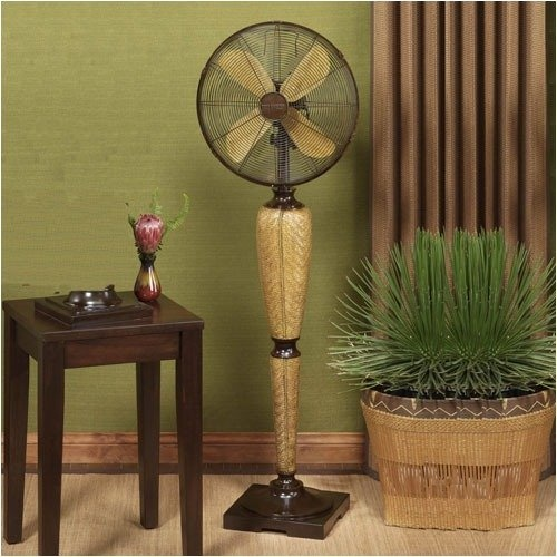 Decorative Floor Fan