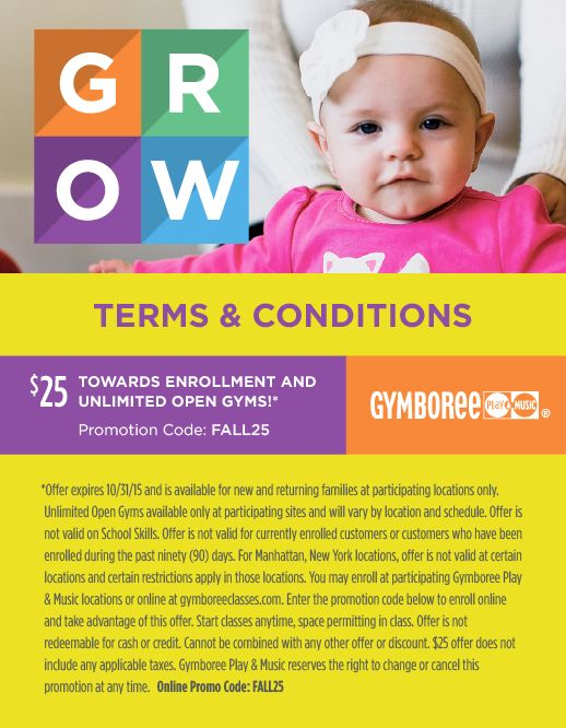 Play & Learn, Music, Art, Sports, School Skills, and Preschool Classes for your Baby, Infant, Toddler, and Preschooler - Gymboree Play & Music