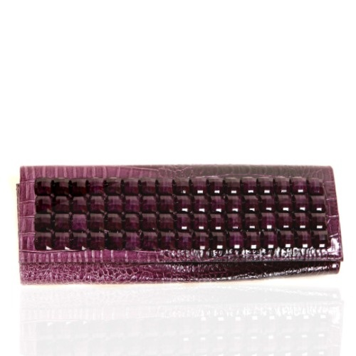 River Island Purple Clutch on glamouronthego.co.uk