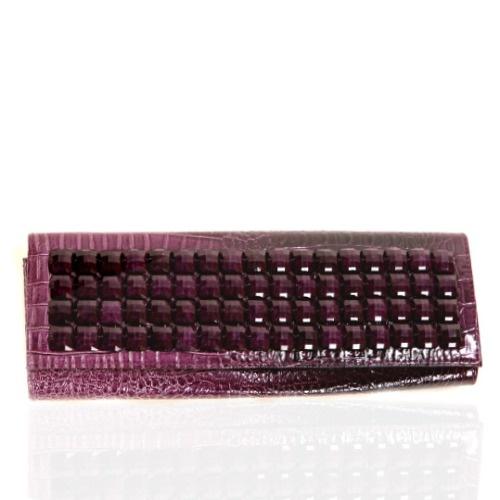 River Island Purple Clutch on glamouronthego.co.uk