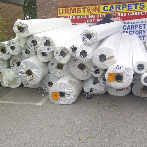 If you're on a budget why buy cheap carpets from a Retail Park when you can buy quality carpets from Urmston Carpets for the same price or less!