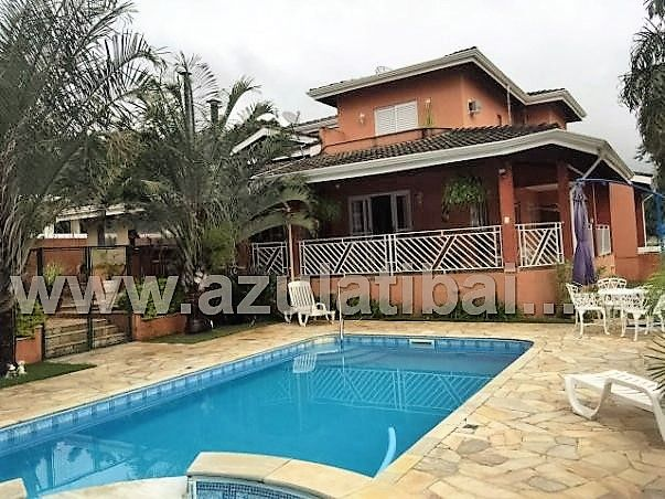 Casa a venda em Atibaia, Shambala I Casa com 3 Suítes