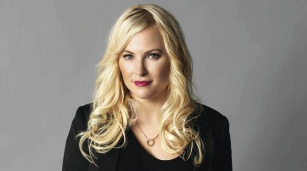 Meghan McCain.. Just saw her on tv and she was talking about her dad working WITH Obama. She said more bipartisanship needs to happen and I agree. First liberal Republican I've seen.. Lord knows they're impossible to come by. I love her and this is coming from a MAJOR Obama girl.