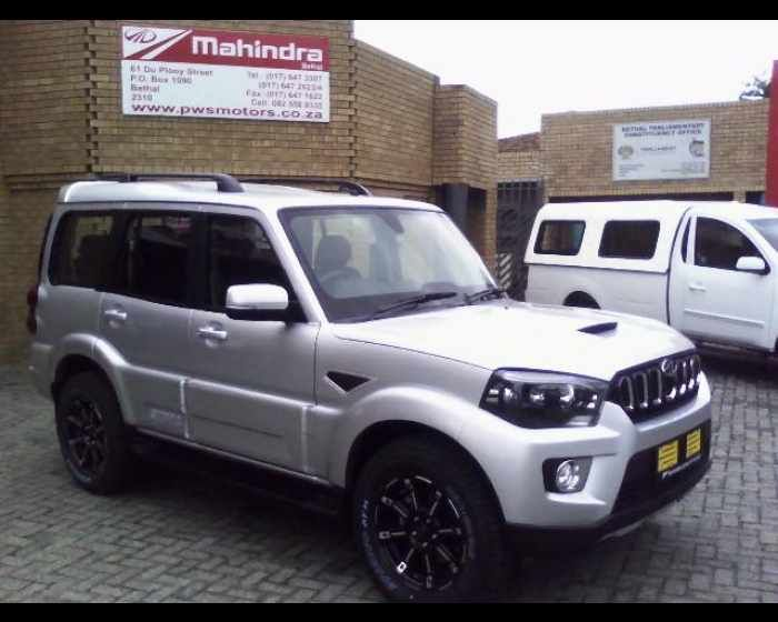 Https Www Pwsmotors Co Za Mahindra Scorpio New Bethal For Sale