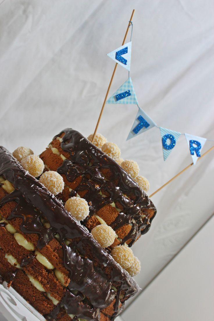 naked-cake de prestígio