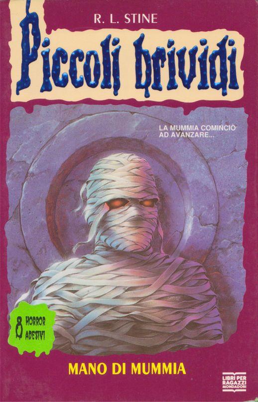 Piccoli Brividi 05 - Mano di mummia (The Curse of the Mummy's Tomb)