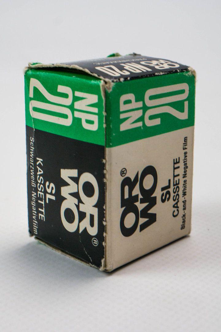 """DDR Museum - Museum: Objektdatenbank - """"ORWO Film"""" Copyright: DDR Museum, Berlin. Eine kommerzielle Nutzung des Bildes ist nicht erlaubt, but feel free to repin it!"""