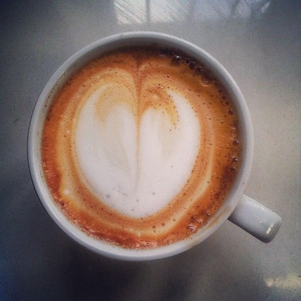 a red cappuccino is a great healthy alternative to regular caps without the caffeine!