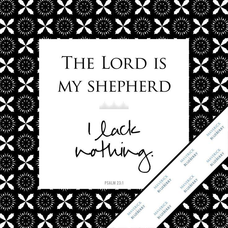 A006: My Shepherd