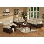 Two Tone Sofa w/ Storage - Pebble  SPECIAL PRICE: $592.92