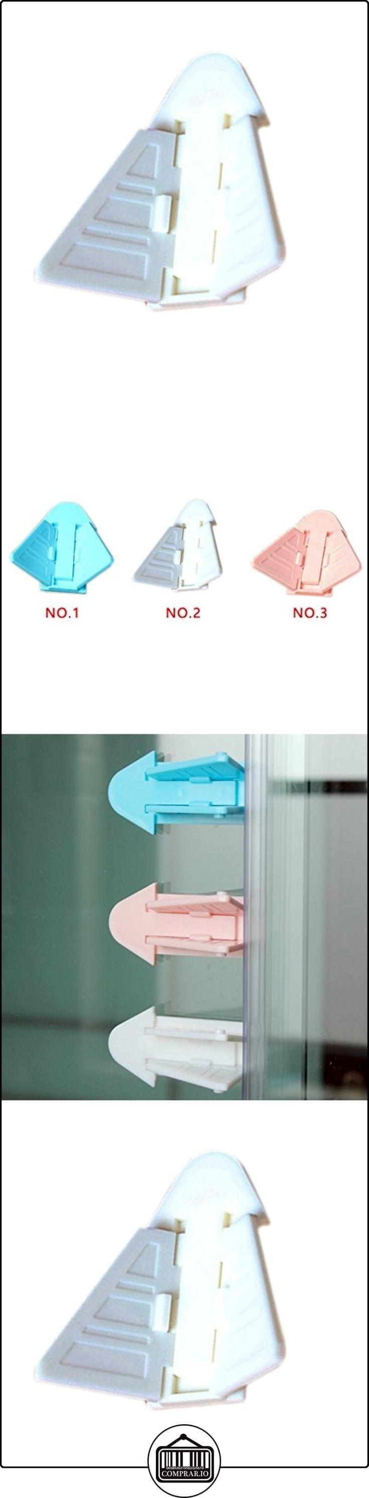LUFA 6pcs Seguridad para bebés Cerraduras para ventanas correderas Cerraduras de seguridad para niños Cerraduras para ventanas enrollables  ✿ Seguridad para tu bebé - (Protege a tus hijos) ✿ ▬► Ver oferta: http://comprar.io/goto/B06XB7FN55