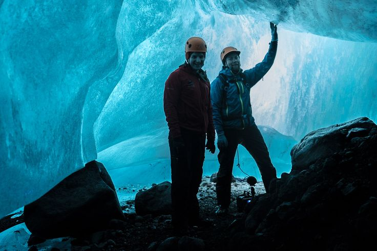 Into the Glacier Tour Skaftell. Ice Cave Iceland - Glacier Guides | Glacier Guides