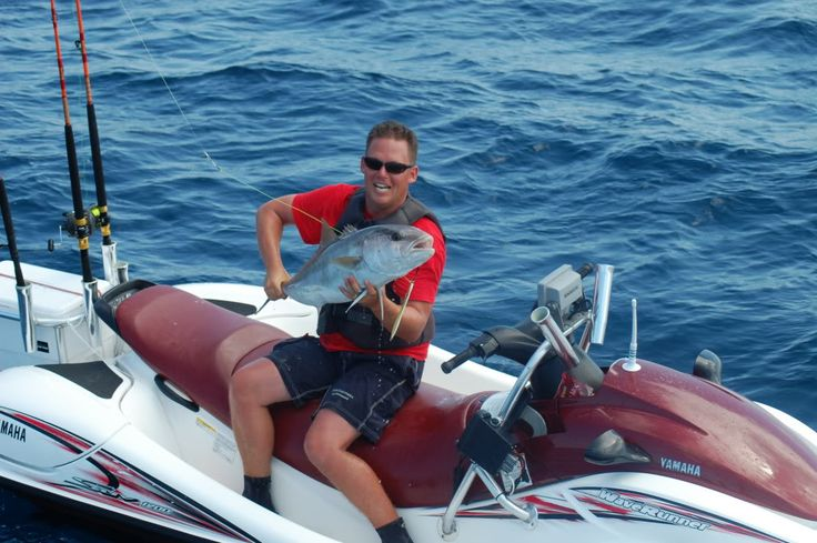 The 45 best images about jetski fishing wave runner for Best jet ski for fishing