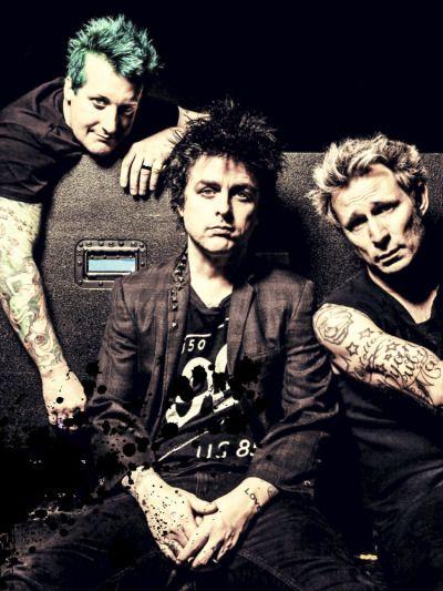 Green Day - Group Shots, Revolution Radio, 2016