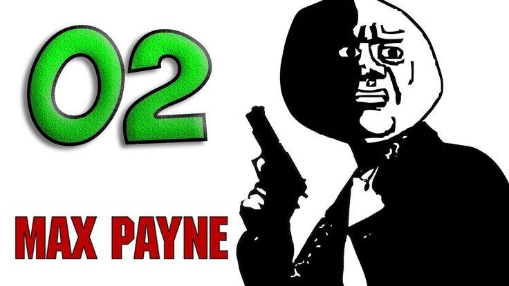 Max Payne - Прохождение 02 - С места преступления