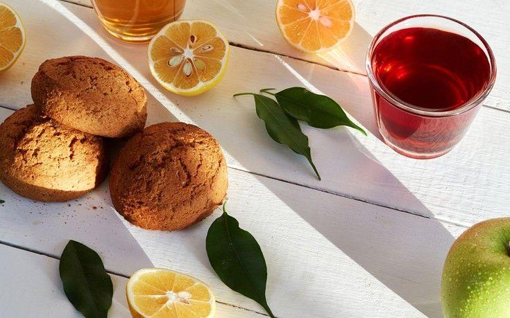 Μπισκότα με άρωμα λεμόνι   Newsbeast