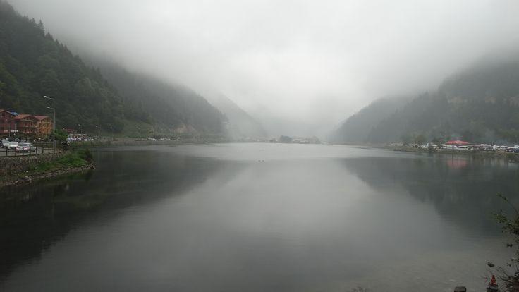 Yağmurda Uzungöl