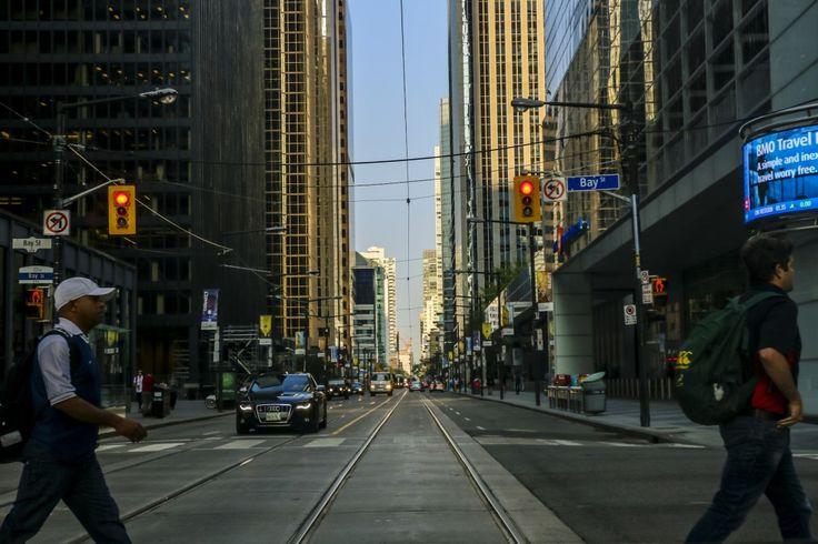 Downtown Toronto - Bay Street