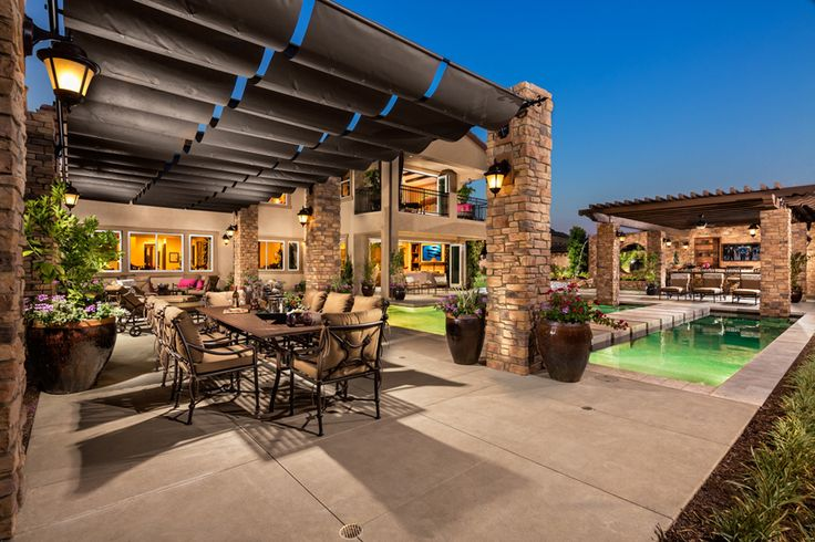 Imagine family reunions neighborhood BBQs or intimate dining experiences at your new Estates