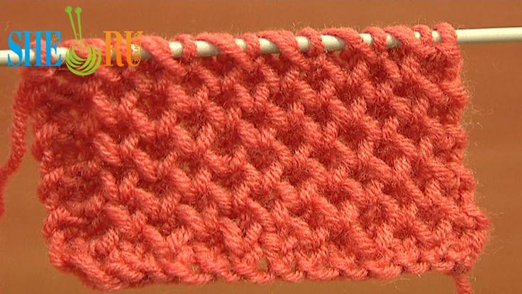 Knitting No Stitch : 14 best images about Knitting Stitch Pattern on Pinterest