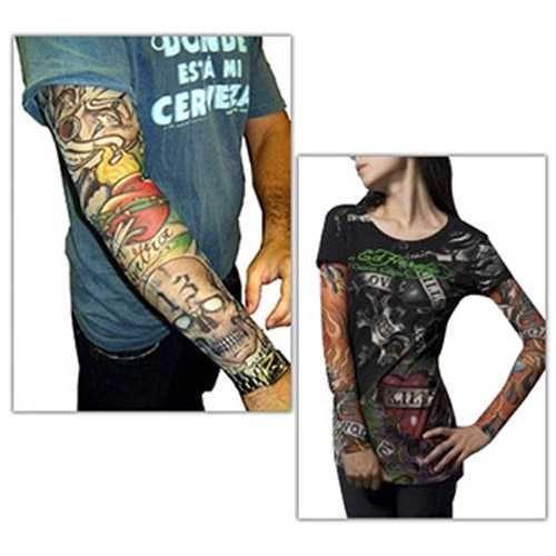 Giyilebilir Kollu Dövme Tattoo Sleeves  %40 İndirimli Giyilebilir Dövme!
