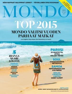 Mondo 1/2015 | Mondo.fi