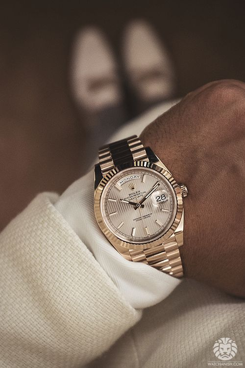 Now on WatchAnish.com - Baselworld 2015: New Rolex Oyster Models (Day-Date 40 x Yacht-Master x Pearlmaster 39).