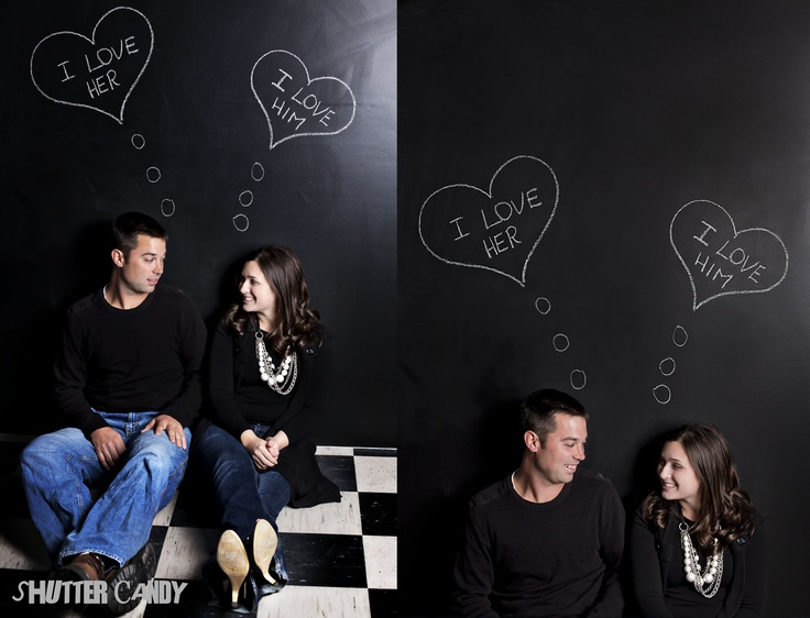 I love chalkboard photography! unique to every session!