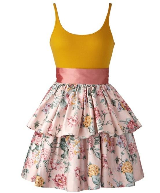 pretty DIY dress!
