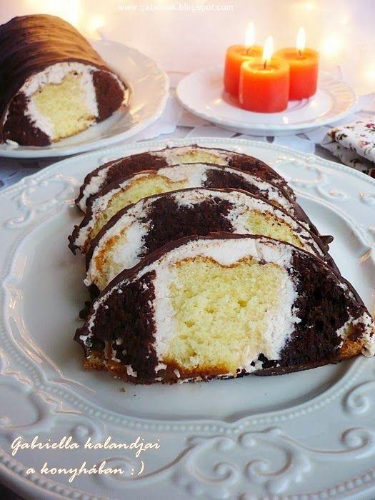 Gabriella kalandjai a konyhában :): krémes sütemény