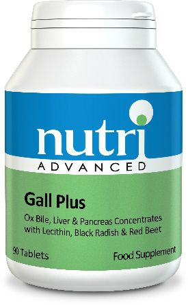 Nutri Advanced - Gall Plus