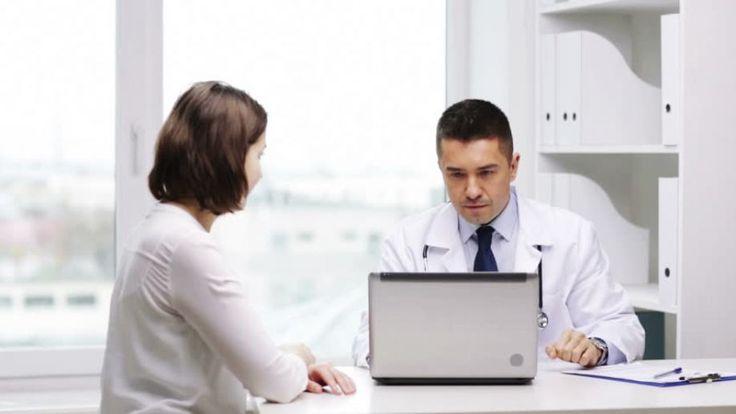Ηλεκτρονικοί υπολογιστές στο ιατρείο