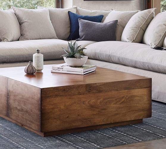 Parkview Reclaimed Wood Coffee Table