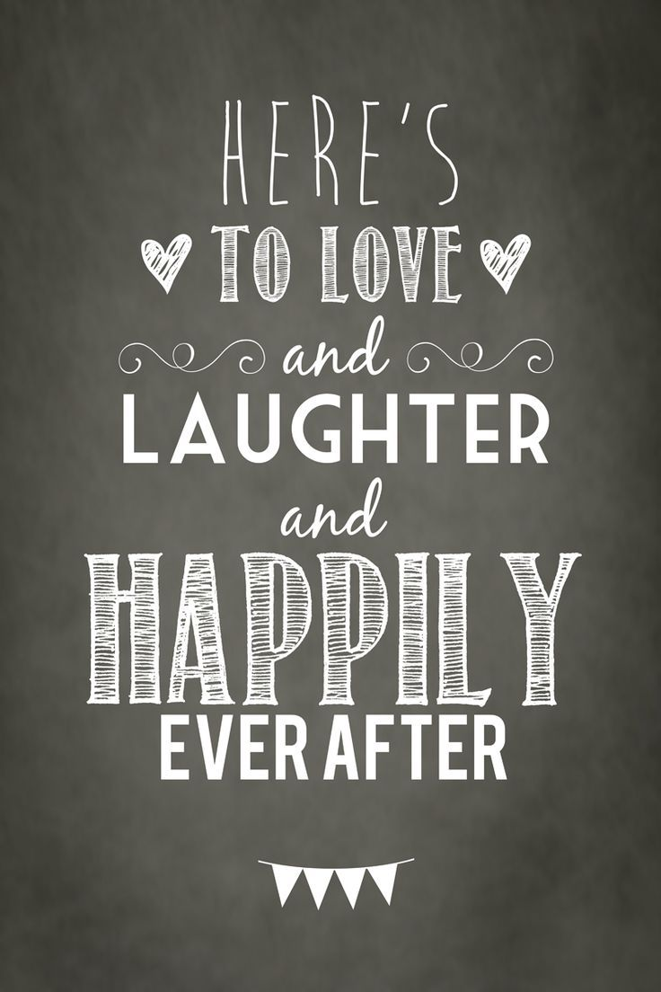 herestolovesmall.jpg Customize This Design with your name and wedding date at https://www.kooziez.com/to-love-laughter-and-happily-ever-after/