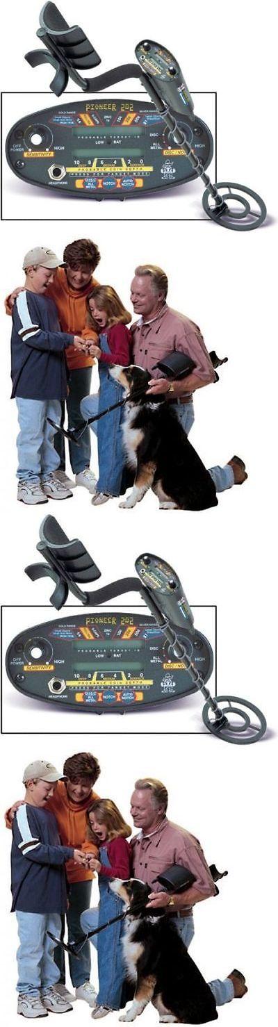 Metal Detectors: Metal Detector Bounty Hunter Pioneer 202 Waterproof Deep Sensitive Search Coil -> BUY IT NOW ONLY: $110.79 on eBay!