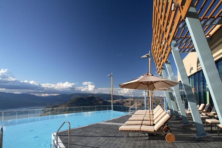A Swarovski Hotel & Spa in Vernon, BC