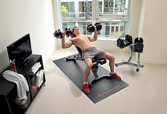 Bowflex Dumbbell Stand 2013: Ideal For SelectTech Dumbbells
