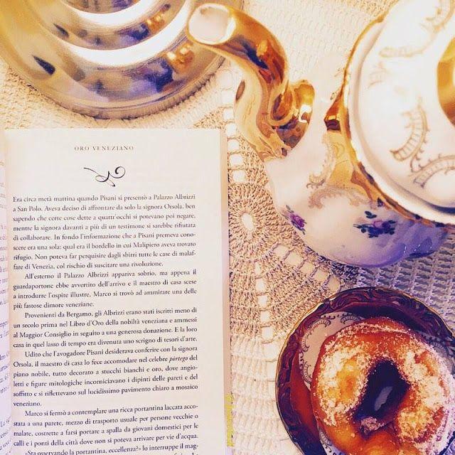 La Fenice Book: [Recensione] Oro veneziano (Veneziano Series#2) di Maria Luisa Minarelli