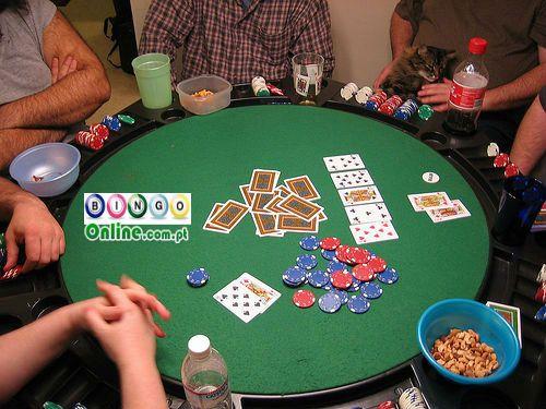 Gosta de jogar poker online com seus amigos e ser um jogador habilidoso - #Bingoonline
