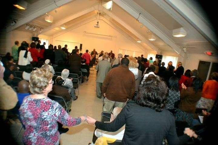 Annual Gospel Concert in celebration of Black History  at the Reynolds Homestead Continuing Education Center, Patrick County, VA.  Photo by Gary Plaster
