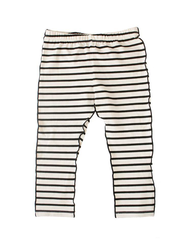 organic unisex baby leggings