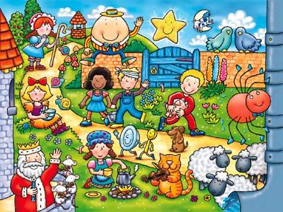 .:: Nursery Rhymes (Canções de Crianças) - Só Língua Inglesa - Inglês ::.